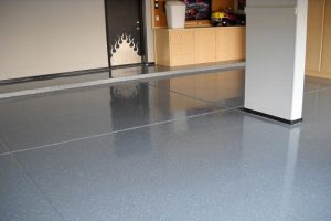 A Concrete Sealer Provides the Final Touch