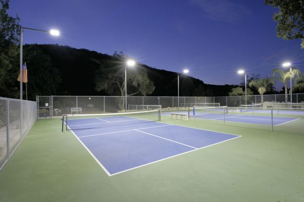 Grab More Benefits Of Quality Lighting On Tennis Courts