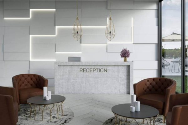 Read This to Get A Few Design Tips for Designing Your Office Reception Area