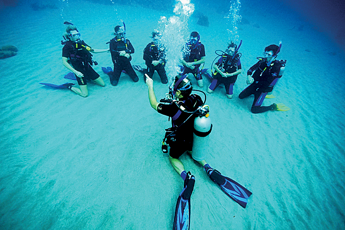 Select The Right And Reliable Dive Shop With These Tips!