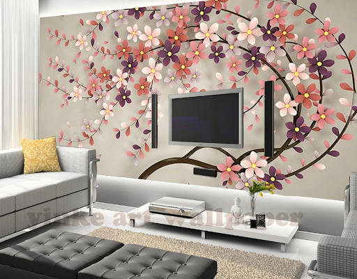 Why People Prefer to Use Custom Wall Murals in Their Interiors