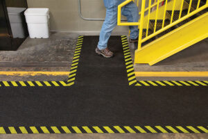 Protect Your Employees From Trips And Accidents With The Right Rubber Mats